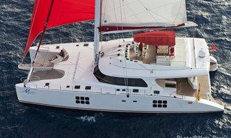 Muse yacht charter Sunreef Yachts Sail Yacht