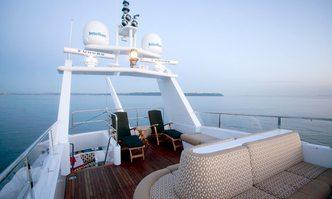 Liquidity yacht charter Platinum Marine Services Ltd. Motor Yacht