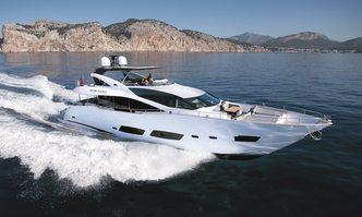 High Energy yacht charter Sunseeker Motor Yacht