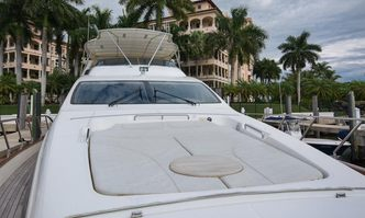 Antares yacht charter Azimut Motor Yacht