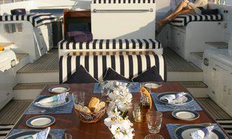 Avella yacht charter Azimut Motor Yacht