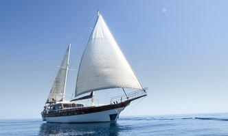 Euphoria yacht charter Tuzla Shipyard Sail Yacht