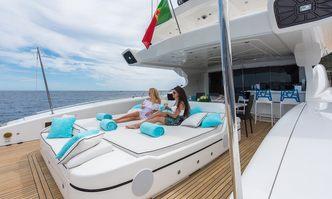 Shane yacht charter Overmarine Motor Yacht