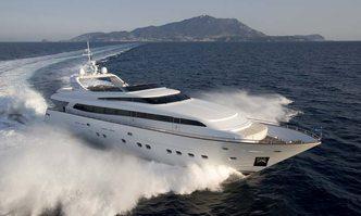 Mamma Mia yacht charter Canados Motor Yacht
