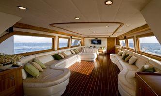 Azmim yacht charter Tuzia Motor Yacht