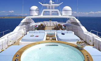 O'Ceanos yacht charter Mondo Marine Motor Yacht