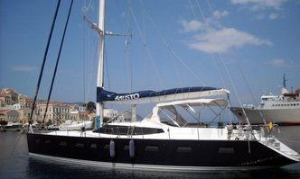 Musto yacht charter Custom Motor/Sailer Yacht