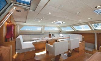 Black Lion yacht charter Perini Navi Sail Yacht