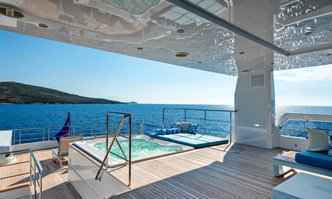 Serenitas yacht charter Mengi-Yay Motor Yacht
