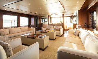 Sullivan's Island yacht charter Sunseeker Motor Yacht