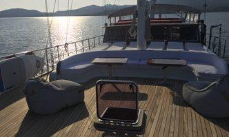 Victoria yacht charter Custom Sail Yacht