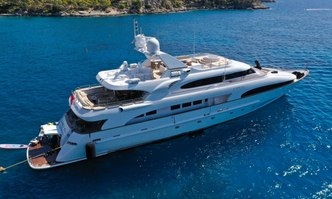 Lady G II yacht charter Mondo Marine Motor Yacht