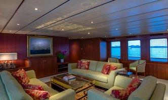 Northern Sun yacht charter Narasaki Shipyard Motor Yacht