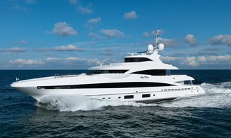 MySky yacht charter Heesen Motor Yacht