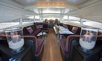 Blooms yacht charter Leopard Motor Yacht
