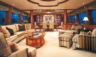 Risk & Reward yacht charter Crescent  Yachts Motor Yacht