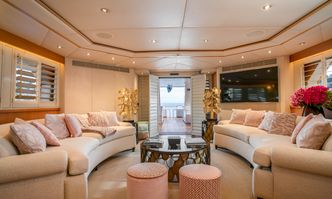 Envy yacht charter Lurssen Motor Yacht