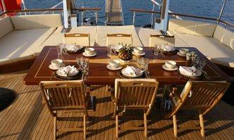 Aegean Schatz  yacht charter Yener Sail Yacht