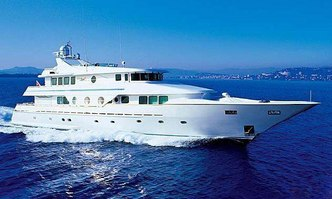 Northern Cross yacht charter Marinteknik Verkstads Motor Yacht