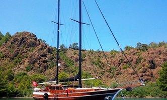 Kaya Guneri Plus yacht charter Bodrum Shipyard Motor/Sailer Yacht