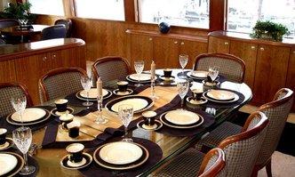 Sensation yacht charter Westport Yachts Motor Yacht