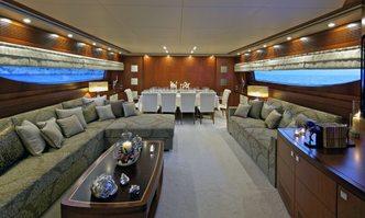 Marnaya yacht charter Maiora Motor Yacht