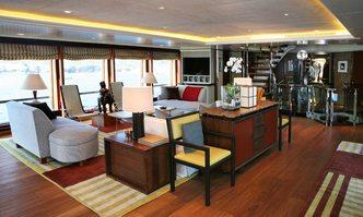 Pegasus yacht charter Feadship Motor Yacht