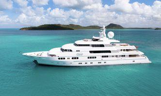 Titania yacht charter Lurssen Motor Yacht