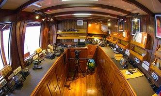 Damai yacht charter Custom Motor/Sailer Yacht