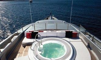 Slipstream yacht charter CMN Yachts Motor Yacht
