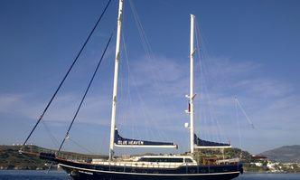 Blue Heaven yacht charter Bodrum Shipyard Sail Yacht