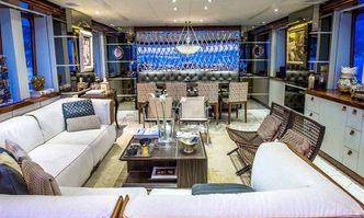 Zulu yacht charter Inace Yachts Motor Yacht
