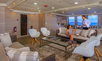 Treasure yacht charter Custom Motor Yacht