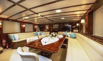 Pina yacht charter Custom Sail Yacht
