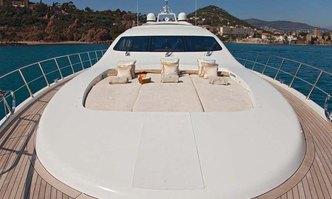 Oscar yacht charter Overmarine Motor Yacht