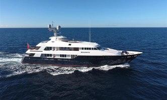 Picnic yacht charter Feadship Motor Yacht