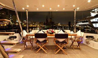 Samaric yacht charter Monte Fino Motor Yacht