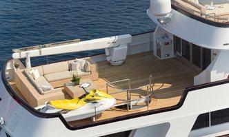 Atlas yacht charter Ocean Pacifico Motor Yacht
