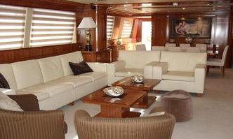 Royal Life yacht charter Falcon Motor Yacht