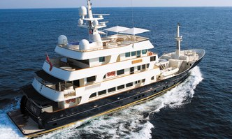 Big Aron yacht charter Royal Denship Motor Yacht