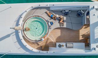Turquoise yacht charter Turquoise Yachts Motor Yacht
