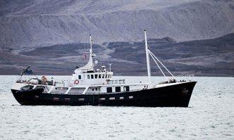 Togo yacht charter Dunston Shipyard Motor Yacht