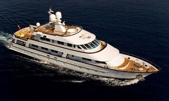 Callista yacht charter Ocean Pacifico Motor Yacht