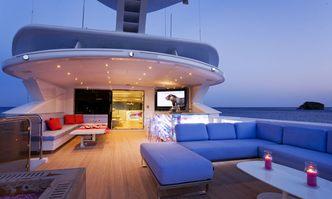 Barents Sea yacht charter Mondo Marine Motor Yacht