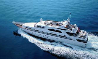 Il Sole yacht charter Benetti Motor Yacht
