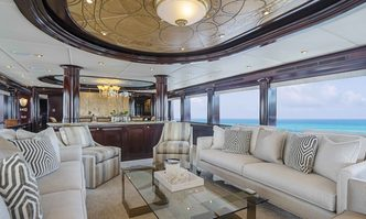 Never Enough yacht charter Trinity Yachts Motor Yacht