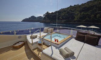 Antelope III yacht charter Italyachts Motor Yacht