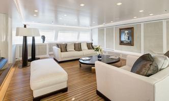 Spirit of the C's yacht charter Perini Navi Sail Yacht