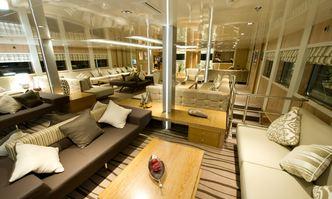 Variety Voyager yacht charter Piraeus Motor Yacht