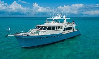 Halcyon Seas yacht charter Marlow Motor Yacht